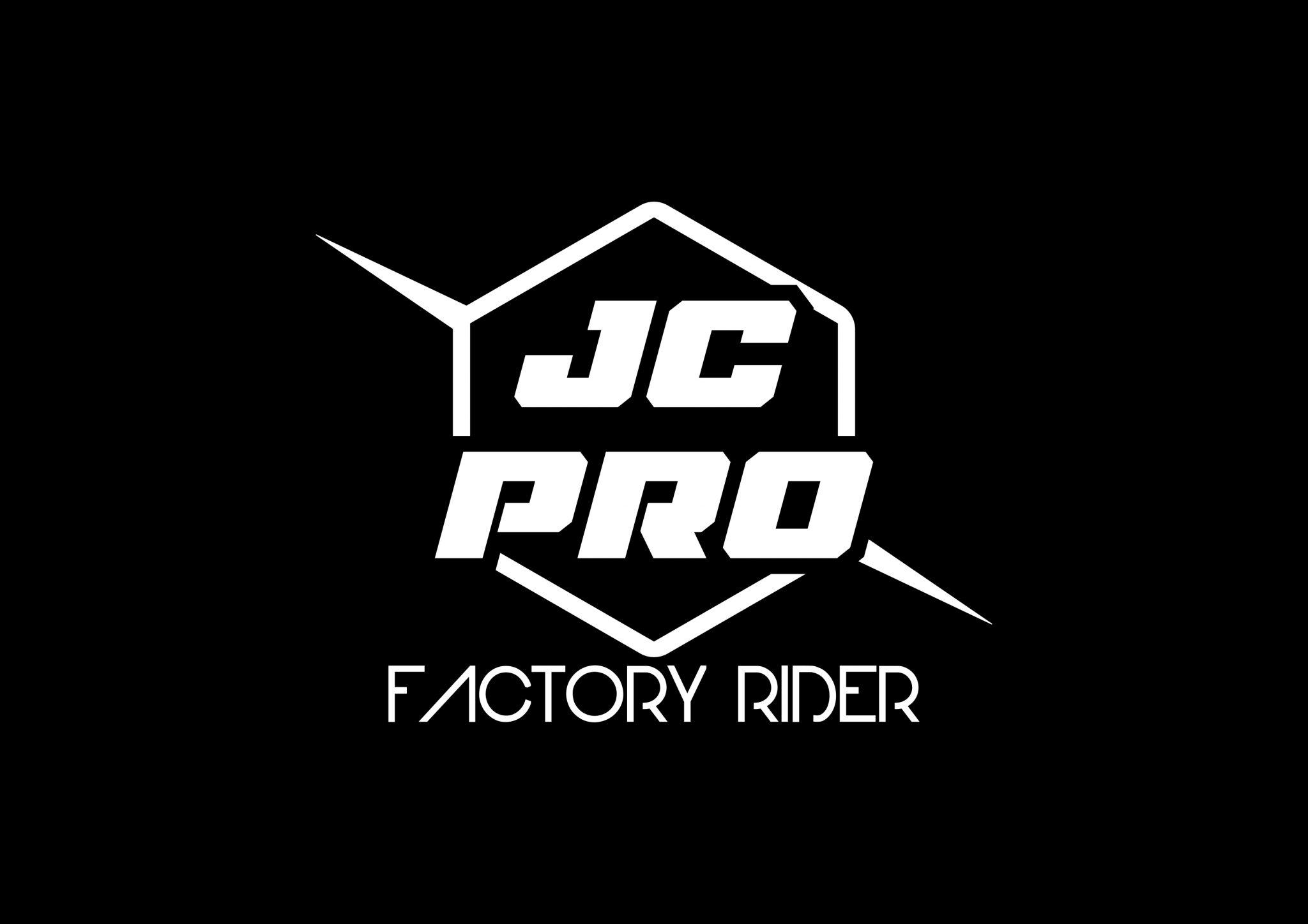 JC Pro Factory Rider Logo 2